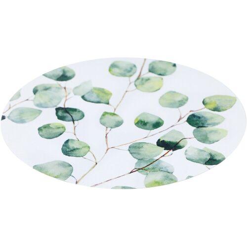 MySpotti Duscheinlage »Klebefliese stepon Björk, Kreis«, Klebefliese, Antirutsch-Aufkleber, Breite 30 cm