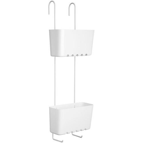 Sanotechnik Korb Breite: 13 cm, weiß