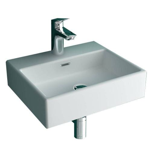 Alpenberger Waschbecken »Keramik Handwaschbecken Wandmontage«
