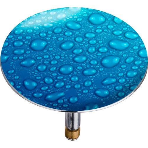 WENKO Stöpsel »Waterdrops«, PLUGGY XXL, chrom