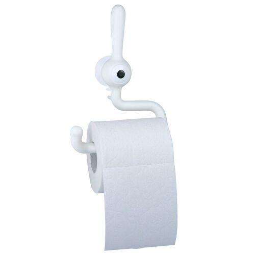 KOZIOL Toilettenpapierhalter, weiß
