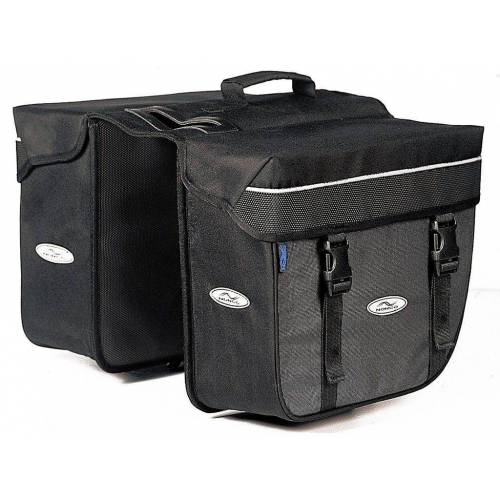 NORCO Gepäckträgertasche »Orlando Twin-Box Gepäckträgertasche«