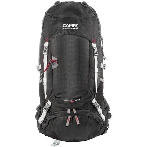 CAMPZ Wanderrucksack »Mountain Comp 35l Rucksack«, schwarz