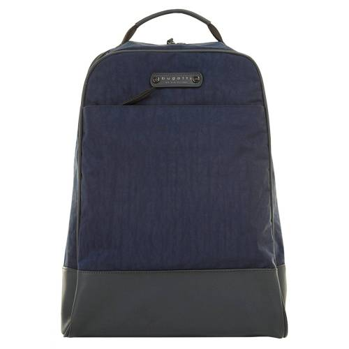Bugatti Laptoprucksack »BUONO«, Medienhülle, blau