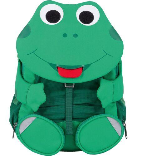 Affenzahn Kinderrucksack Große Freunde Fabian Frosch, grün