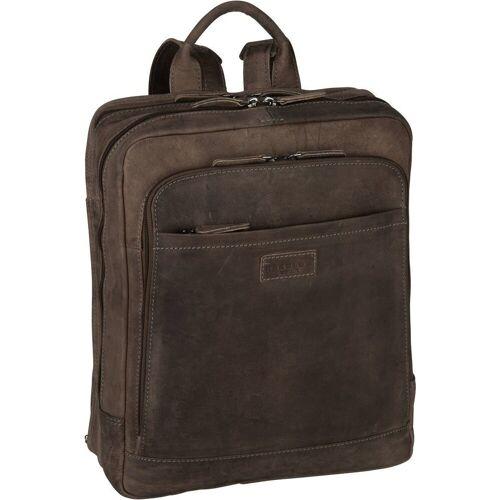 Harold's Rucksack / Daypack »Antic 2800 Business Rucksack«, Taupe