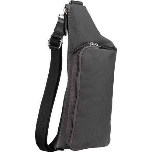 Jost Rucksack / Daypack »Lund 2387 Crossover Bag«, Grey