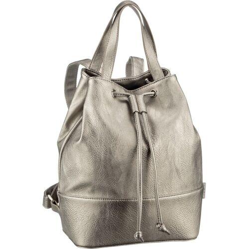Jost Rucksack / Daypack »Merritt 2691 Beutel Rucksack«, Silber