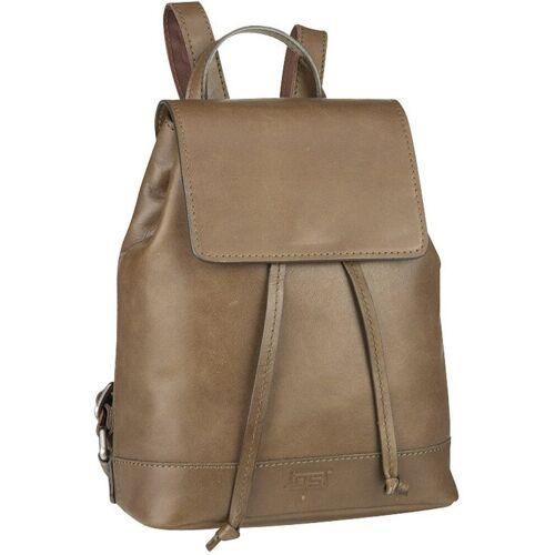 Jost Rucksack / Daypack »Rana 1232 Beutel-Rucksack S«, Olive
