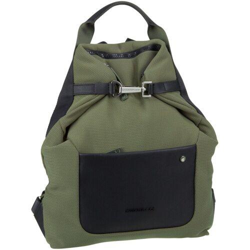 Mandarina Duck Rucksack »Camden Backpack VBT05«, Soldier