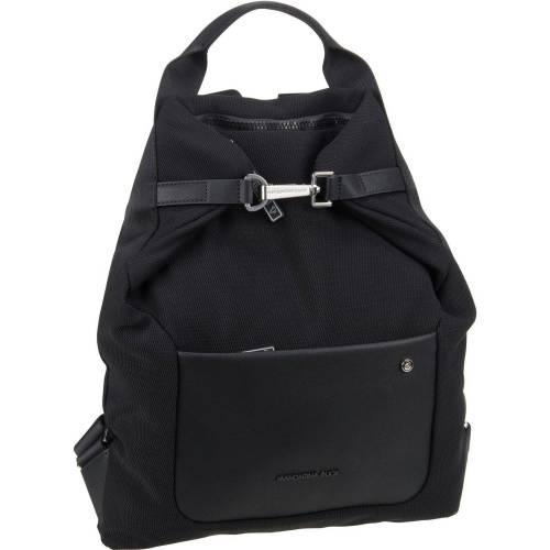 Mandarina Duck Rucksack »Camden Backpack VBT05«, Black