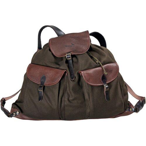 Parforce Freizeitrucksack »Rucksack Loden mit Leder«