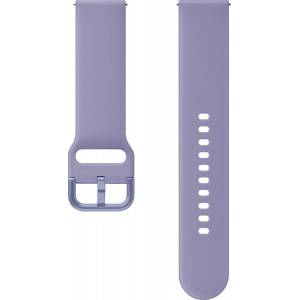 Samsung Ersatz-/Wechselarmband »Sport Band für Galaxy Watch Active2«, Lila