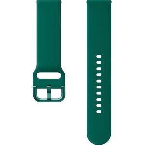 Samsung Ersatz-/Wechselarmband »Sport Band für Galaxy Watch Active2«, Grün