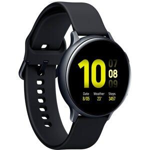 Samsung Galaxy Watch Active2 Aluminium, 44 mm, Bluetooth (SM-R820) Smartwatch (3,4 cm/1,4 Zoll), aqua black   Aqua Black