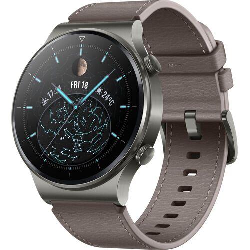 Huawei Watch GT 2 Pro Classic Smartwatch (3,53 cm/1,39 Zoll)