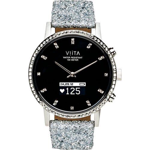 Viita Hybrid HRV Crystal Smartwatch