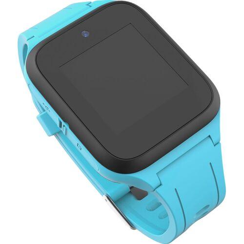 TCL MOVETIME MT40 Smartwatch (3,3 cm/1,3 Zoll, Proprietär), blau   blau