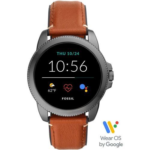 Fossil Smartwatches GEN 5E SMARTWATCH, FTW4055 Smartwatch (Wear OS by Google), mit individuell einstellbarem Zifferblatt