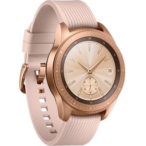 Samsung Galaxy Watch - 42mm Smartwatch (3,05 cm/1,2 Zoll, Tizen OS), rosa   Rose Gold