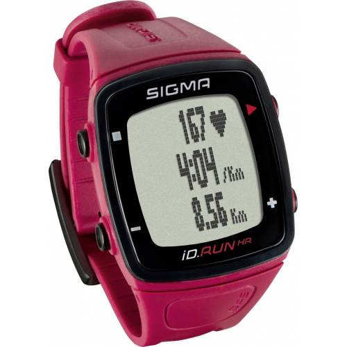 Sigma iD.RUN HR Pulsuhr Smartphone