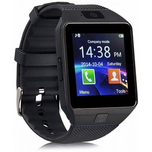 AXXTRA Smartwatch »Smartwatch Android«, Schwarz