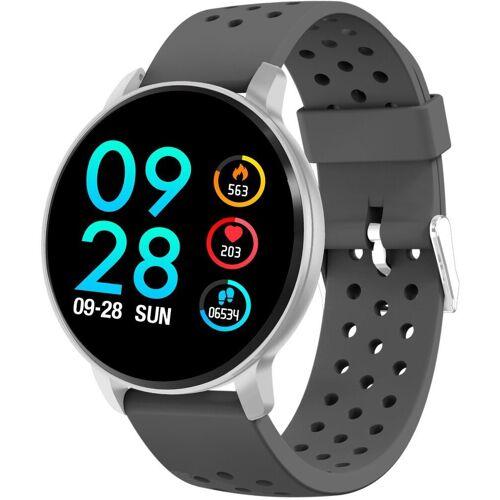 Denver Smartwatch »Smartwatch SW-170«, Silber