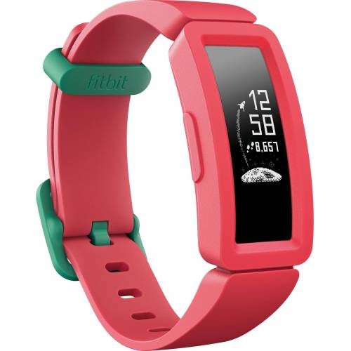 fitbit ace 2 Fitnessband, watermelon/teal
