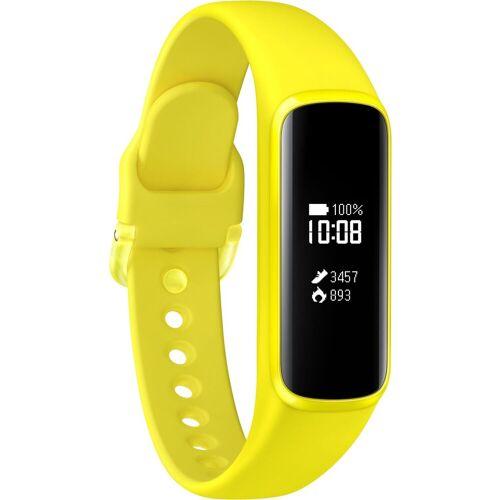 Samsung Galaxy Fit e SM-R375 Smartwatch (1,9 cm/0,74 Zoll), gelb   Yellow