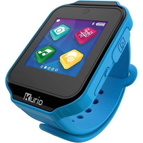 Kurio Smartwatch, blau Smartwatch (Weitere Systeme), blau