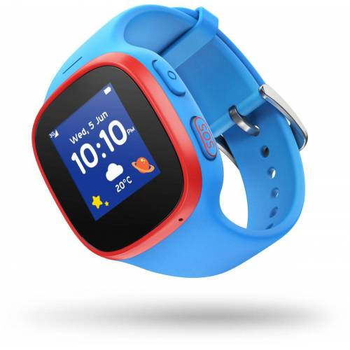 Vodafone Smartwatch »V-Kids Band«, Blau