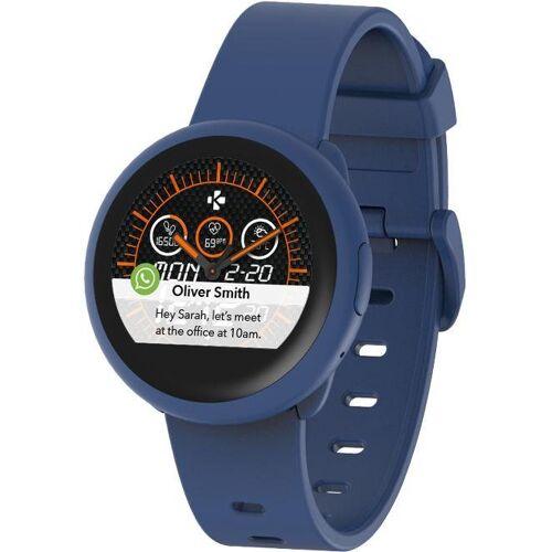 MYKRONOZ ZEROUND3 Lite Smartwatch (3,1 cm/1,22 Zoll), navy blue