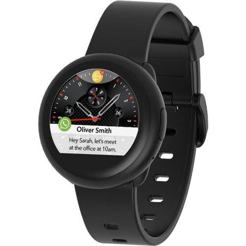 MYKRONOZ ZEROUND3 Lite Smartwatch (3,1 cm/1,22 Zoll), black/black