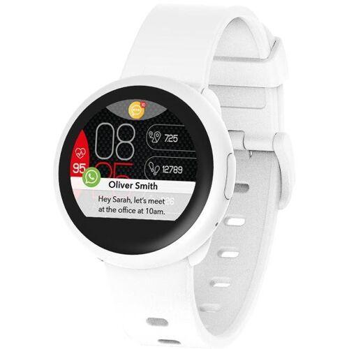 MYKRONOZ ZEROUND3 Lite Smartwatch (3,1 cm/1,22 Zoll), white