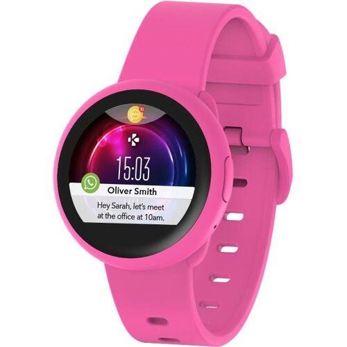 MYKRONOZ ZEROUND3 Lite Smartwatch (3,1 cm/1,22 Zoll), pink