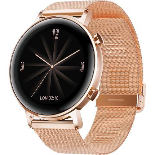 Huawei Watch GT 2 Elegant Smartwatch (1,2 Zoll, RTOS)