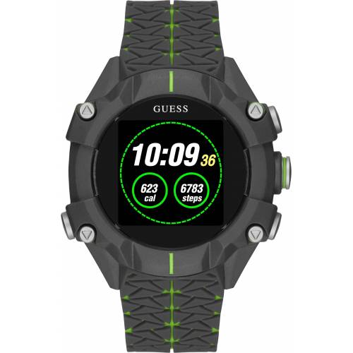 Guess CONNECT REX, C3001G2 Smartwatch (Wear OS by Google)