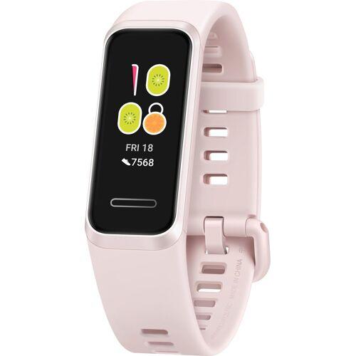 Huawei Band 4 Smartwatch (2,44 cm/0,96 Zoll), sakura pink