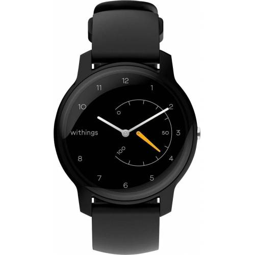 Withings Move Fitnessuhr, schwarz