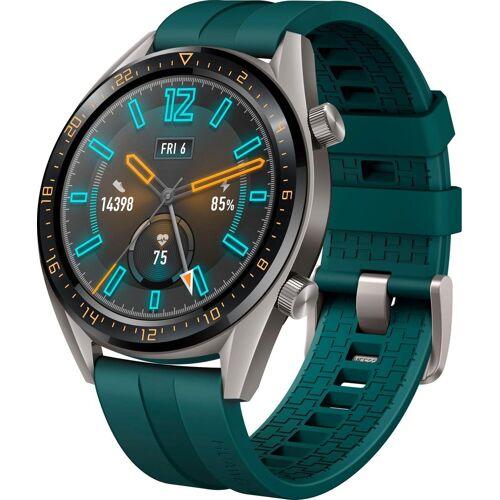 Huawei Watch GT Active Smartwatch (3,53 cm/1,39 Zoll), grün   grün