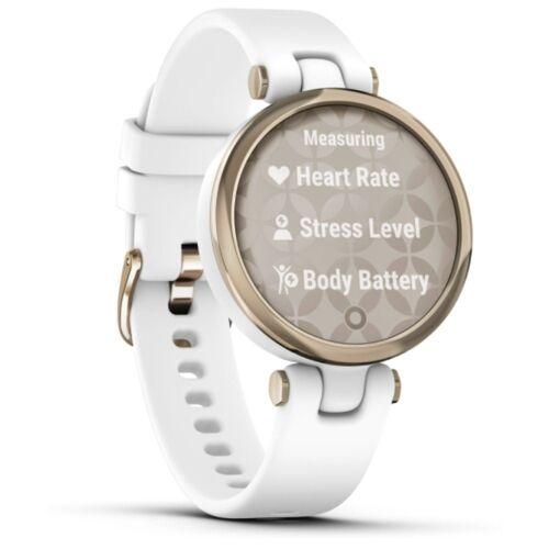 Garmin Lily Sport Smartwatch Akivitäts-/Fitnesstracker Bluetooth Smartwatch