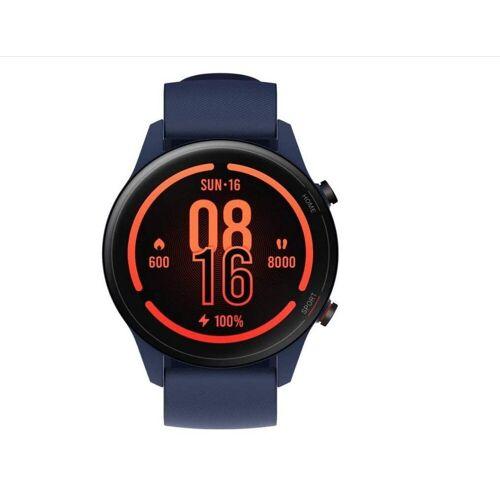 Xiaomi Mi Watch 1.39 '' Smartwatch (1.39 Zoll, Proprietär), Navy Blue