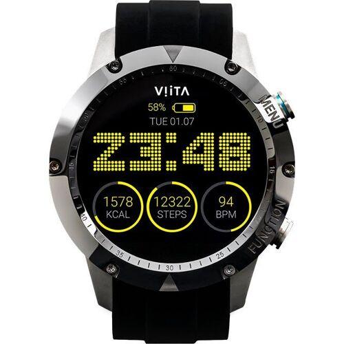 Viita Active HRV Adventure Smartwatch (4,6 cm/1,81 Zoll)