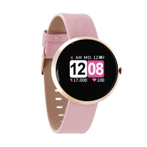 X-Watch SIONA XW FIT Smartwatch, LIGHT ROSE GOLD