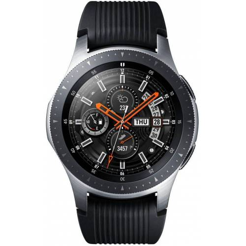 Samsung Galaxy Watch LTE 46mm Smartwatch (3,29 cm/1,3 Zoll, Tizen OS)
