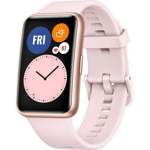 Huawei WatchFit Smartwatch 1,64Zoll AMOLED Touch-Display GPS Wasserdicht Smartwatch