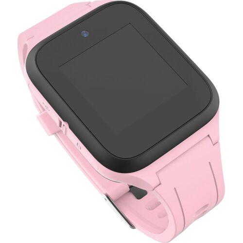 TCL MOVETIME MT40 Smartwatch (3,3 cm/1,3 Zoll, Proprietär), rosa   rosa