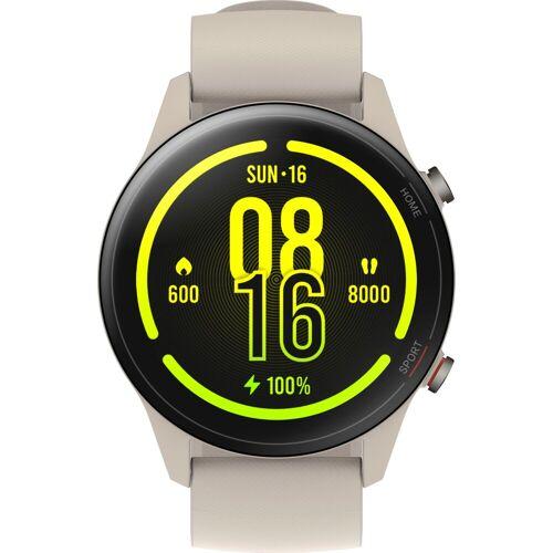 Xiaomi Mi Watch Smartwatch (1,39 Zoll, Proprietär), beige   beige