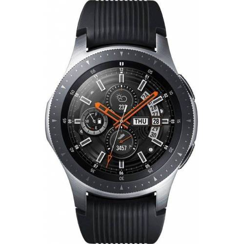 Samsung Galaxy Watch - 46mm Smartwatch (3,3 cm/1,3 Zoll, Tizen OS)