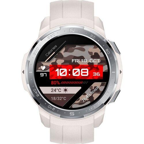 Honor Watch GS Pro Smartwatch (3,53 cm/1,39 Zoll), weiß
